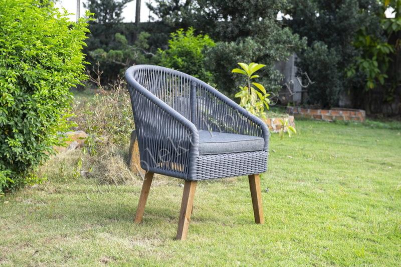 Плетеное кресло Pallermo