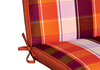 """""""Lait"""". Подушка для 2-х местной скамьи."""