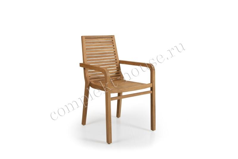 """""""Volos"""". Кресло из тика."""