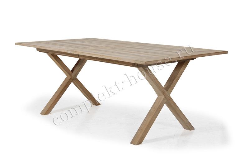 Стол из тика Brutus (размер 265х100)