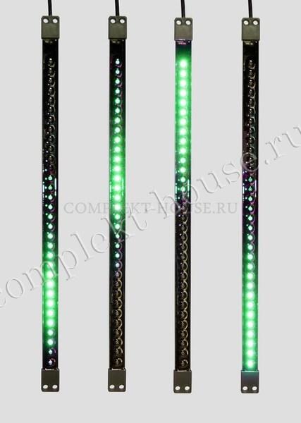 Сосулька светодиодная 50 см, двухсторонняя