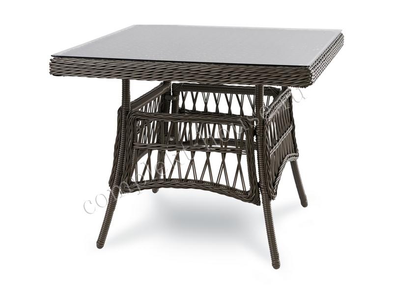 """Cannes"". Обеденный стол (90х90 см)."