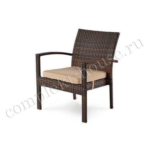 """""""Millano"""". Кресло из искусственного ротанга."""