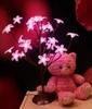 Дерево светодиодное Цветок Плюмерии 45 см 24 LED