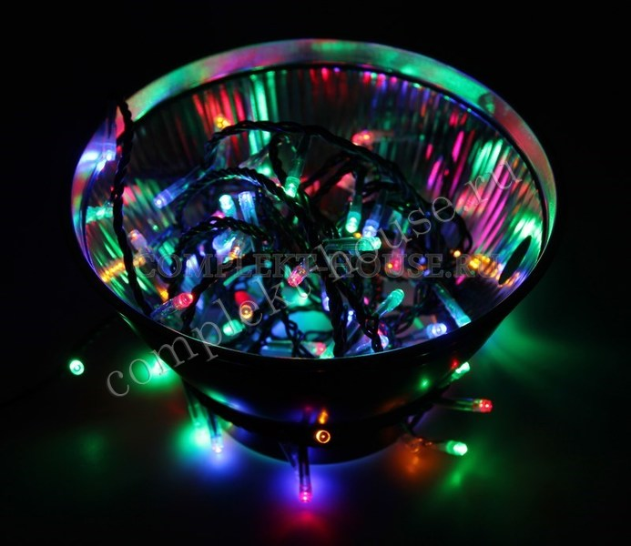 Гирлянда 6 м Твинкл Лайт LED 60 диодов