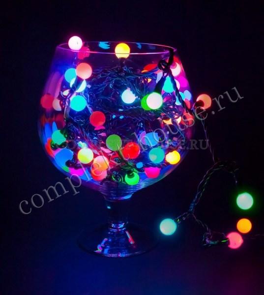 Шарики-гирлянда LED 303-509-6
