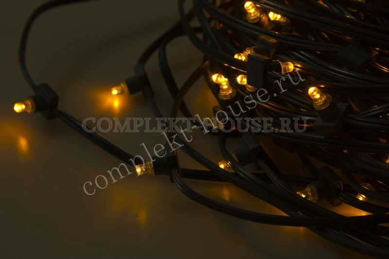 Гирлянда 100м LED ClipLight 12V, 300 мм