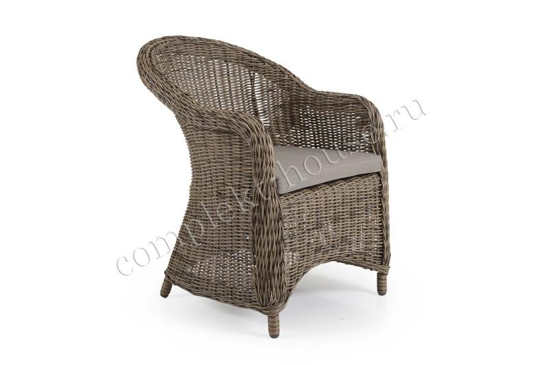 """Eads"". Плетеное кресло."