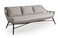 """Pembroke"". Плетеный диван, 3-х местный."