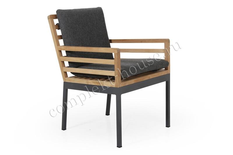 """""""Zalongo"""". Обеденное кресло из тика."""
