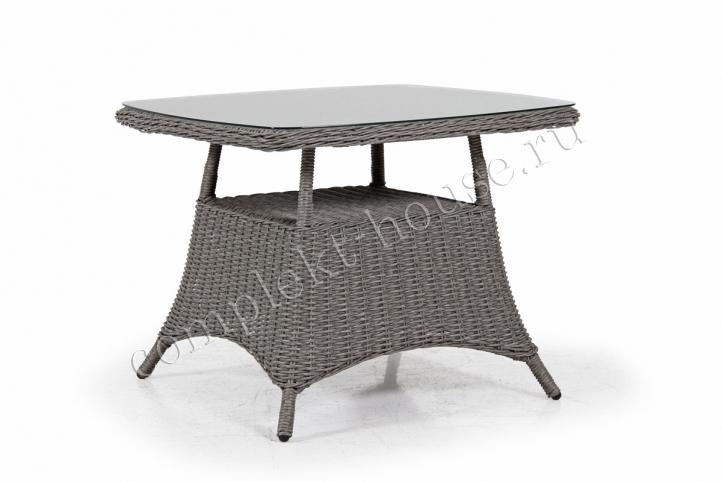 """Pompano"". Стол, 93х93х68 см."