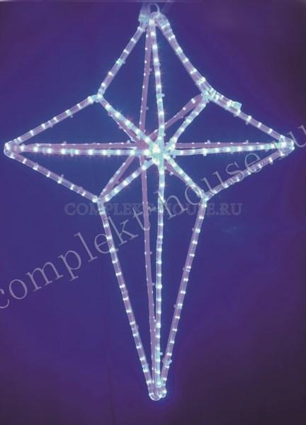 Светодиодное панно 3D Звезда Сириус