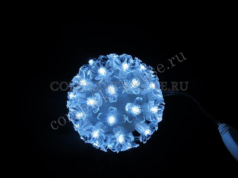 Фигура Шар светодиодный D=12 см