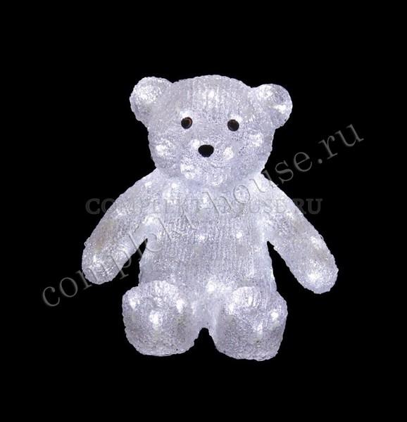 3D акриловая светодиодная фигура Медвежонок