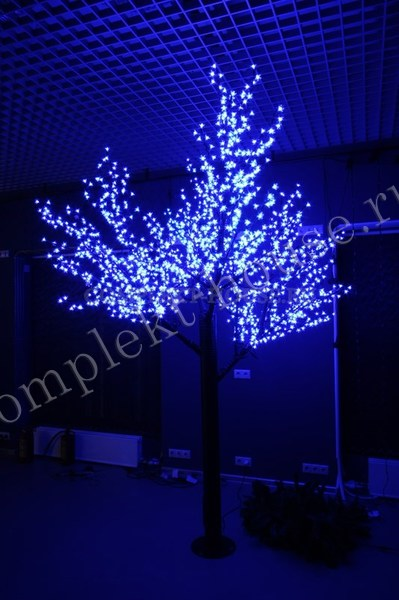 Светодиодное дерево Высота 1,5 м Сакура