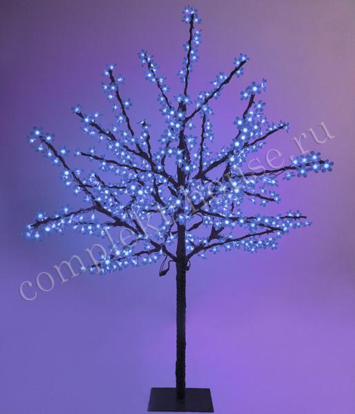 Дерево светодиодное Сакура 1,5м 540 LED