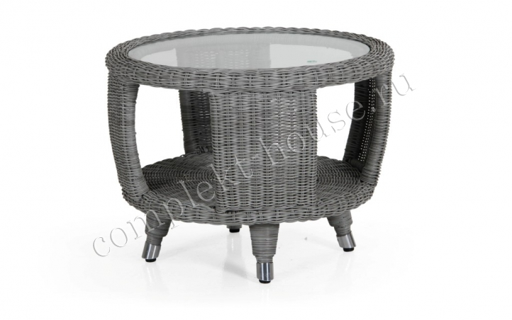Плетеный стол Silva