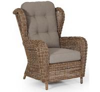 Кресло из искусственного ротанга Catherine
