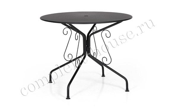 """Odessa"". Стол для кафе, D 95 см."