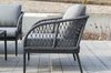 Плетеное кресло Cannae