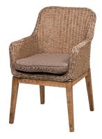 """""""Coco"""". Плетеное кресло."""