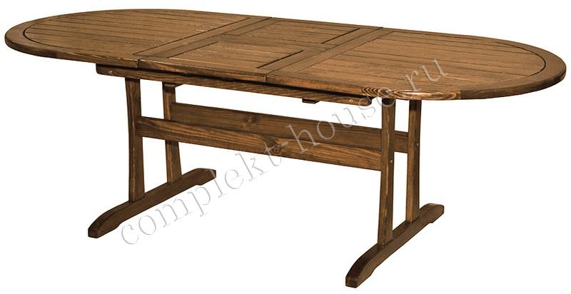 """Regina"". Обеденный стол (170/220х100х73 см)."