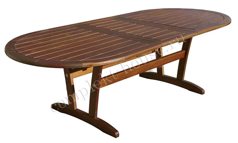 Большой обеденный стол Regina