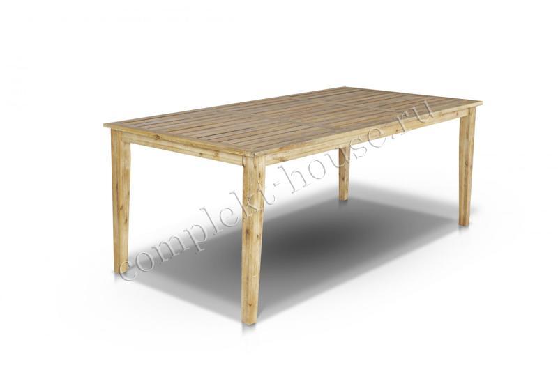 Стол обеденный из акации Pallermo