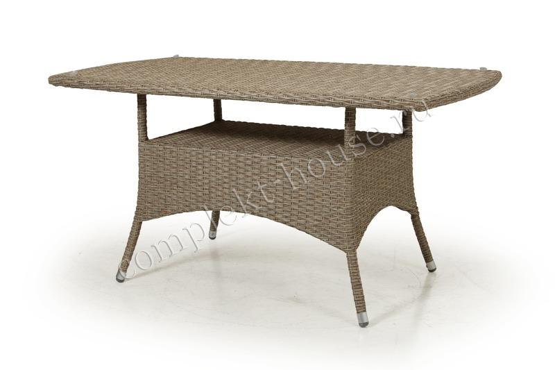 """Rosita"". Стол обеденный (150х80 см)."