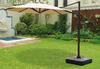 Пластиковая база для зонта.