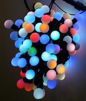 Светодиодные нити с шариками Fiesta medium ball D=1,8 см
