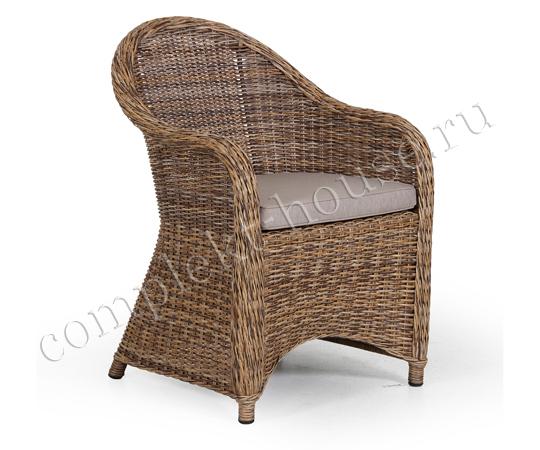 """""""SanDiego"""". Кресло из искусственного ротанга."""