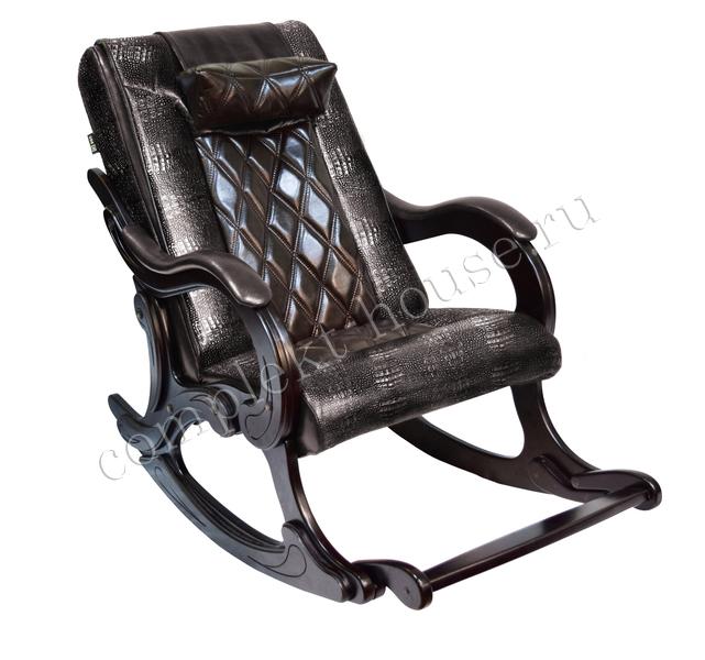 """""""EXOTICA EGO"""". Массажное кресло-качалка, LUX."""