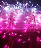 Бахрома светодиодная Бегущий огонь 1,75х0,4 м