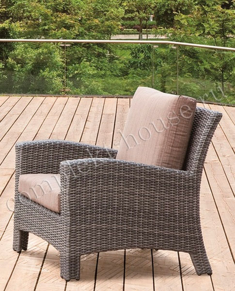 Кресло плетеное Grace