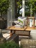Плетеное кресло Glendon
