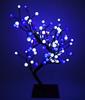 Дерево светодиодное Бонсай шарики 60 см 96 LED