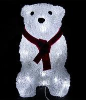 Акриловая фигура Медвежонок Джонни 22см