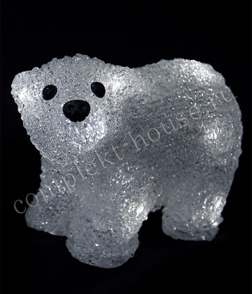 Акриловая фигура Медвежонок Фрэнки 20см