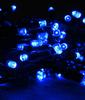 Бахрома светодиодная 3,2х0,9м каучуковый провод