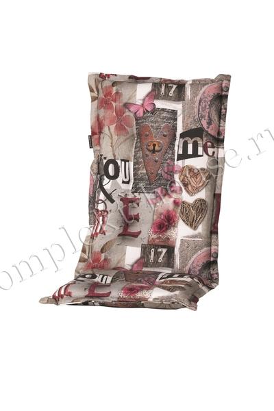 """""""Love"""". Подушка для кресла."""