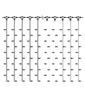 Занавес светодиодный 1х6м 600 Led каучуковый провод