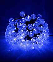 Светодиодная гирлянда шарики Ball Babble D 23 мм