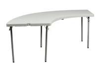 """""""Luna XL"""". Круговой стол, складной."""