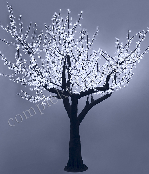 Светодиодное дерево Сакура 3,5 м 2600 LED