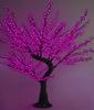 Светодиодное дерево Сакура 2,5м 800 LED