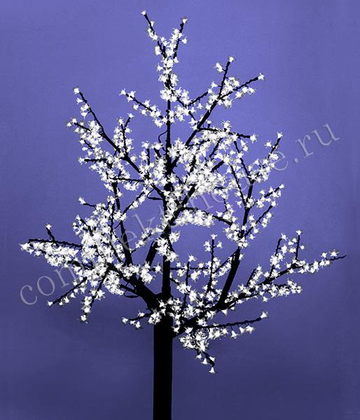 Дерево светодиодное Сакура 2м 972 LED