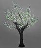 """""""Сакура"""" с листьями, 3м (2688 LED)."""