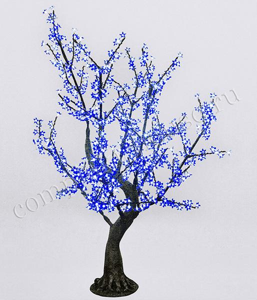 Дерево светодиодное Сакура 1,5м 768 LED