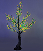 Светодиодное дерево Сакура с листьями 2,5м 960 LED